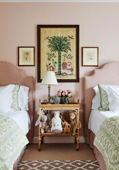 10 Favorite Meredith Ellis Designed Rooms - Design Chic Bedroom Themes, Home Decor Bedroom, Room Decor, Bedroom Retreat, Bedroom Inspo, Entryway Decor, Eclectic Decor, Traditional House, Cheap Home Decor