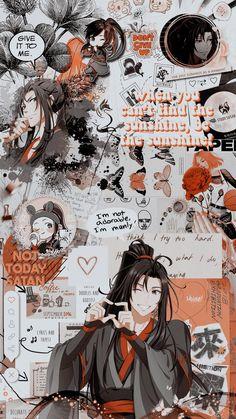 Anime Wallpaper Phone, Cool Anime Wallpapers, Cartoon Wallpaper, Animes Wallpapers, Cute Anime Guys, Anime Boys, Manga Anime, Image Manga, Handsome Anime