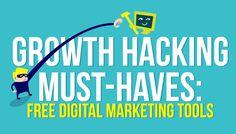 A List of 29 Free Digital Marketing Tools | Marketing Technology
