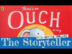 'There's and Ouch in my Pouch' - Written by Jeanne Willis and illustrated by Garry Parsons. Shared Reading, Australian Animals, Story Time, Storytelling, Pouch, Writing, Kangaroos, Youtube, Books