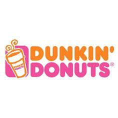 dunkin-donuts-fast-food-logo | #LogoPeople Australia