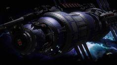 Babylon 5's Ron Thornton on the secrets of spaceship design ...