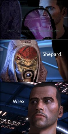 Mass Effect- Oh god no please! xD
