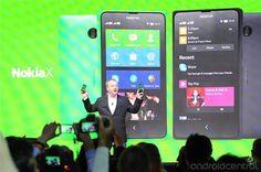 #Tech Nokia X es el primer Nokia con Android,