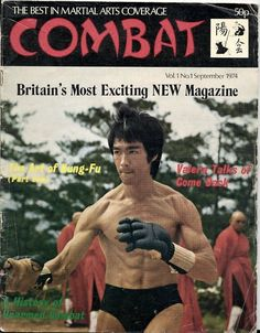 The story is about a martial artist's combat with his imaginary opponent. British Magazines, News Magazines, Bruce Lee Books, What Is An Artist, Bruce Lee Martial Arts, Bruce Lee Photos, Brandon Lee, Enter The Dragon, Little Dragon