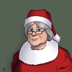 Mrs Claus