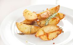 Epicure's Oven Roasted Potato Wedges...really great w baked/broiled fish.
