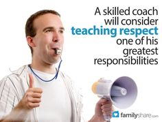 FamilyShare.com l Tips on being a good coach for #kids' teams