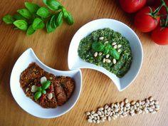 Rajčatové PESTO ROSSO s bazalkou a sušenými rajčaty - Ochutnejte svět