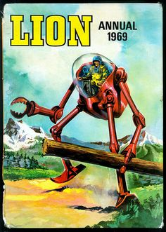 LION Annual 1969 by GALE47, via Flickr