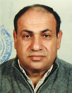Giuseppe Amedeo Arcerito(01.04.1953) Capo de la famille de Niscemi(Gela)2002-12. arrested on July 25, 2011.life imprisonment
