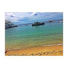 【yrn.t.0127】さんのInstagramをピンしています。 《マクタン島の海🏝キレイだった🐳🐠🐬✨ . 葉っぱが浮いてなければ、もっとキレイなのにな~😐💭 . 海でぼーっとしたいな。。 . #フィリピン#海外#海外旅行#旅行#海#ビーチ#南国#夏#Philippine#summer#beach#モーベンピック#日焼け#黒肌#trip#19#sexy#resort#水着#movenpick#マクタン島#セブ#マクタン#cebu#mactan#👙#🇵🇭》