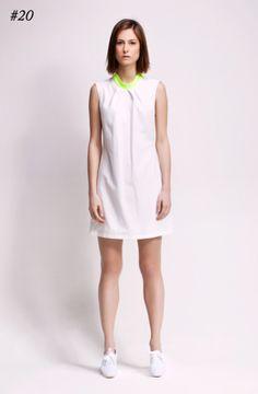 #20 Yakalı Elbise   Asu Aksu