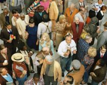 Staging Reality: Alex Prager's Timeless Faces in the Crowd