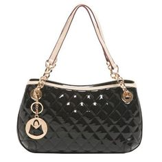 118-MG-Collection-ELISE-2-in-1-Stylish-Quilted-Faux-Patent-Leather-Purse-Handbag-for-Women-2.jpg (510×510)