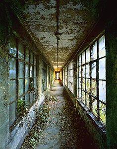 Corridor 9, Island 3  Stephen Wilkes