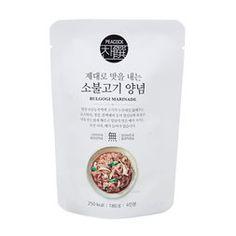 [피코크] 소불고기 양념
