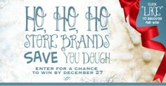 FREE Store Brand Meds Stocking Full of Holiday Giveaway