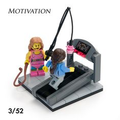 """Motivation Vignette 3/52 - """"8x8x52 Project"""" My goal is to build at least one 8x8 base vignette per week, for a consecutive 52 weeks. This is build 3 of 52."""