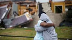 Families cried as tornadoes kills many in  Louisiana