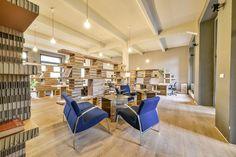 Paper Hub Coworking Offices, Prague – Czech Republic » Retail Design Blog