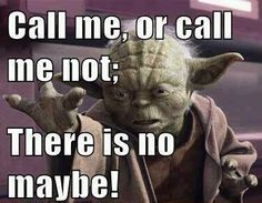 Awesome is Yoda