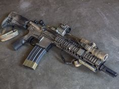 Daniel Defense MK18 More