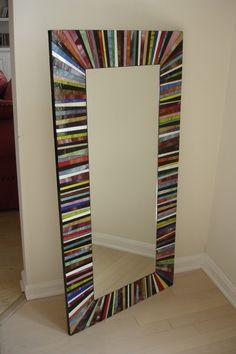 Mosaic Mirror. $475.00, via Etsy.