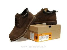 Timberland homme Leisure Chaussures café