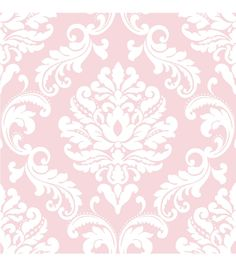 This taupe and white design features the perfect damask print in a sophisticated palette. Design your dream nursery with this beautiful wallpaper. The timeless print and classy palette add a posh look to any space. Our damask baby wallpaper is totall Vinyl Wallpaper, Ariel Wallpaper, Baby Wallpaper, Wallpaper Samples, Wallpaper Roll, Peel And Stick Wallpaper, Pink Damask Wallpaper, Adhesive Wallpaper, Pattern Wallpaper