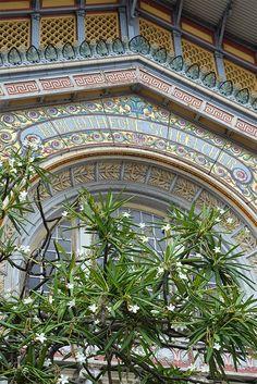 bibliothèque Schoelcher fort de France Martinique