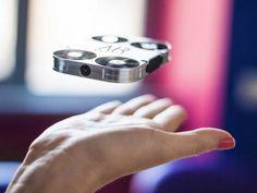 Il selfie estremo vola con un drone (progettato da un italiano)