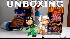 UNBOXING #17 Choki Choki BoBoiBoy VS Upin Ipin S0zziz Terbaru BoBoiBoy K...
