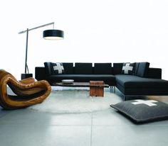 DESIGNLUSH living room