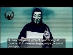 Anonymous - Türkiye'ye Mesaj [ Türkçe Alt Yazı ] - YouTube