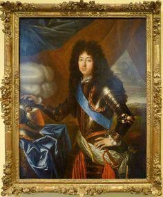 Philippe de France, dit Monsieur, duc d'Orleans, by Henry Gascard (1635-1701)