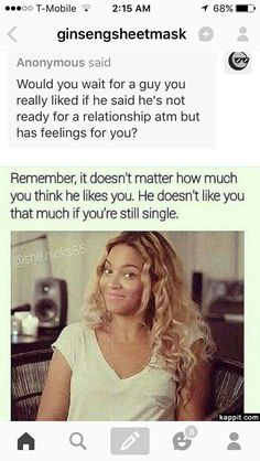 It's funny cause I'm kinda in that situation lol thanks bey solid advice.