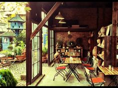 Urlaubsstimmung am Wannsee - Gerlinde Jänicke ist eine der bekanntesten Radiomoderatorinnen der Stadt. In ihrer Kolumne auf QIEZ.de verrät sie euch jede Woche exklusiv ihre liebsten Orte, besondere Events und noch jede Menge mehr. Diese Woche geht's um den Hof von Mutter Fourage.