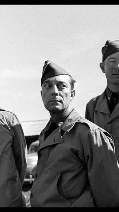 Buster Keaton - WWII