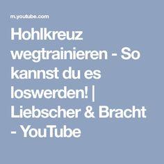 Hohlkreuz wegtrainieren - So kannst du es loswerden! | Liebscher & Bracht - YouTube