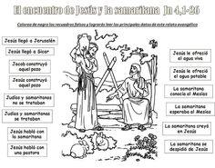 Resultado de imagen para fichas para imprimir religion grado tercero
