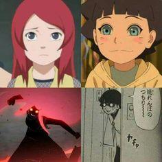 . Naruto Uzumaki Shippuden, Sarada Uchiha, Hinata, Uzumaki Family, Naruto Family, Sand King, Naruto The Movie, Familia Uzumaki, Naruto Funny