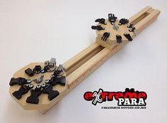 "16"" Pro Production Paracord Jig w/ Monkey Fist Jig - Make Paracord bracelets"