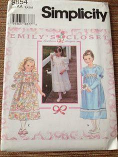 Emilys Closet Heirloom Designs Sewing by TrishiesTreasures06