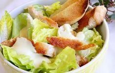 SALATA CAESAR Fresh Rolls, Cobb Salad, Quinoa, Potato Salad, Potatoes, Ethnic Recipes, Food, Dan, Diet