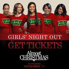 almost christmas review, movie info and trailer. See it on 11/11