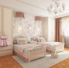Step by Step Roadmap for Harmony Twin Bedroom Group by Legacy Classic Kids - athomebyte Twin Girl Bedrooms, Girls Bedroom Sets, Girl Bedroom Designs, Kids Bedroom, Bedroom Decor, Mansion Bedroom, Kids Room Design, Dream Rooms, Girl Room