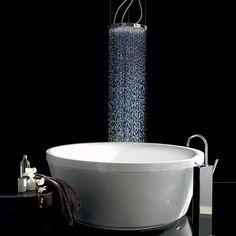 Now, that's a RAIN showerhead.  Excellent! - XL Shower Head by Zucchetti