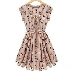 b8aad26ce4 Vestido-estampa-bambi com ótimos preços e vários modelos você encontra  aqui. Confira!