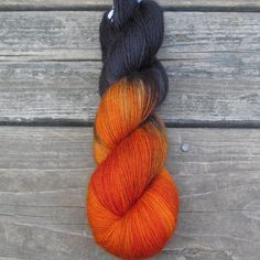 Pumpkin Apocalpyse - Northumbria Fingering | Miss Babs Hand-Dyed Yarns & Fibers, Inc.